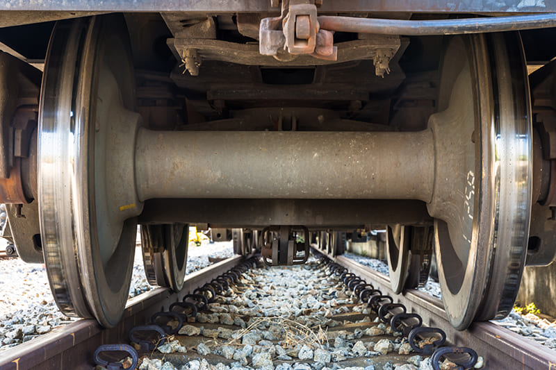 Monorail Industries - roues train